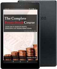 The Complete Penny Stock Course on Amazon Kindle - LEARN HOW TO GENERATE PROFITS CONSISTENTLY BY TRADING PENNY STOCKS