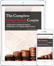 The Complete Penny Stock Course on iBooks - LEARN HOW TO GENERATE PROFITS CONSISTENTLY BY TRADING PENNY STOCKS